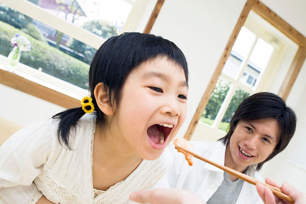歯並びは母親の栄養で決まります